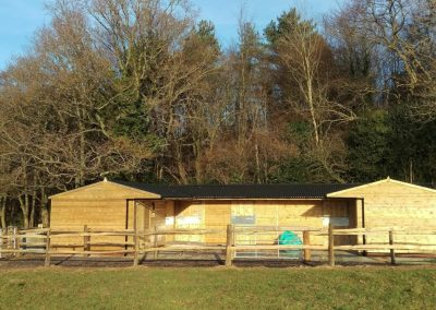 Planning Permission Fairwarp Stable Block and Sand school