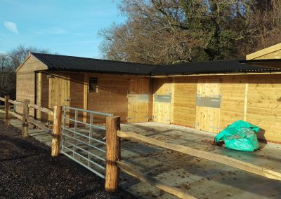 Planning Permission stables fairwarp